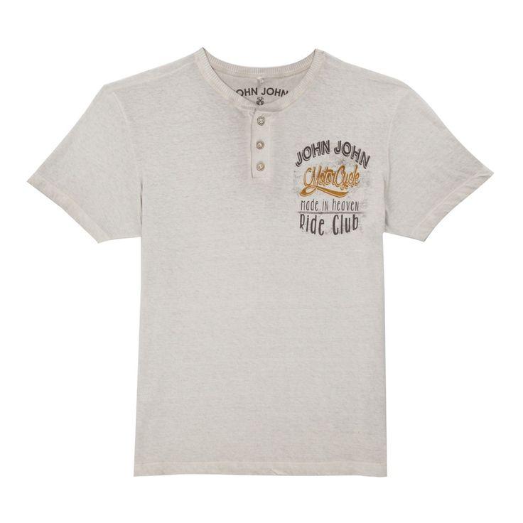 T-SHIRT RIDE CLUB JOHN JOHN DENIM | SHOP ONLINE | Compre a nova coleção pelo site oficial.