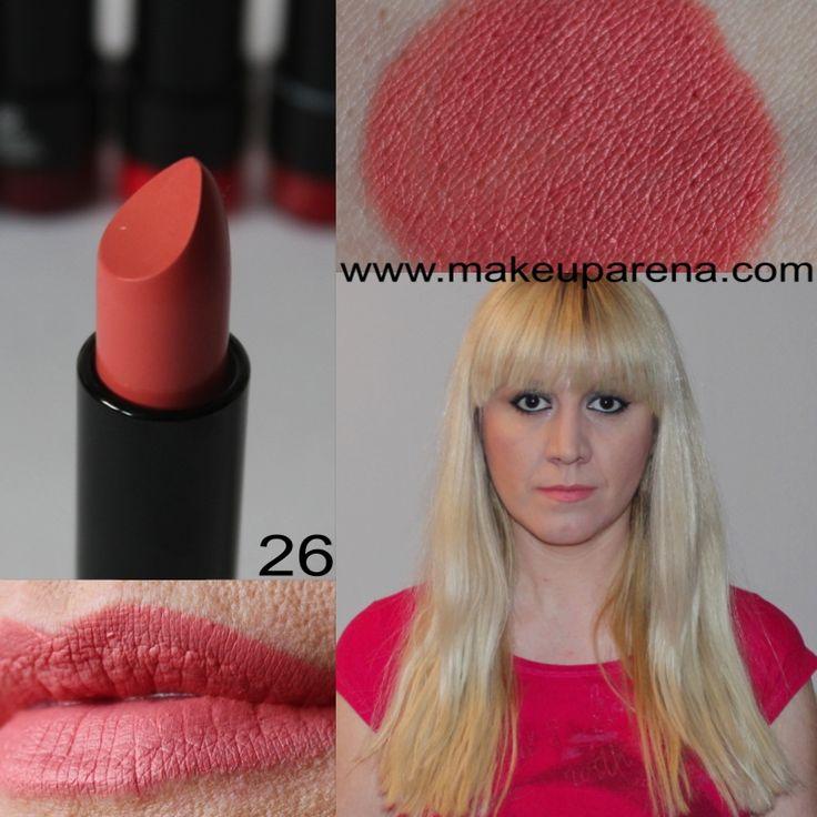 Golden Rose Velvet Matte Nove Nijanse 21-27