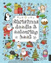 Christmas doodle and colouring book - Great Gift Books for Christmas - Gifts - Books