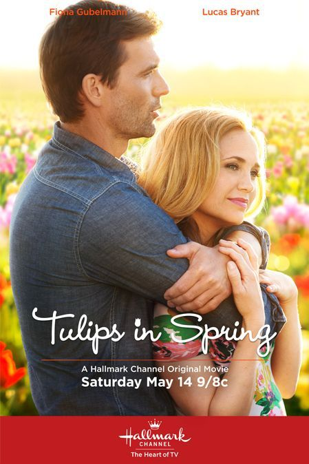 """Its a Wonderful Movie - Your Guide to Family Movies on TV: Another Spring Movie Blooms on Hallmark - """"Tulips in Spring""""!"""