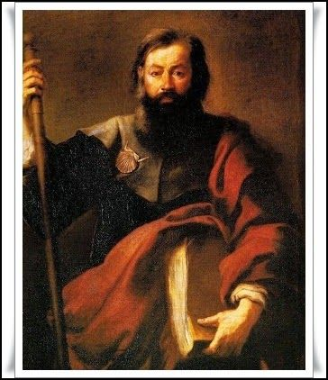 Las Revelaciones del Tarot: Santiago Apostol - Patron de España