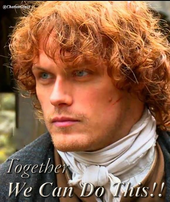 @SamHeughan #ALPHAMALEMADNESS 70.7%! SUPPOSED TO BE CLAWING BACK NOT SLIPPING!  http://www.eonline.com/news/649474/alpha-male-madness-2015-vote-in-the-elite-8-now … … … … … … VOTE