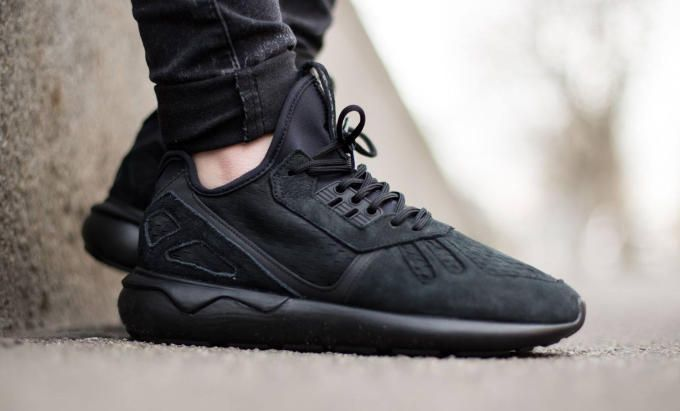 The adidas Tubular Runner gets an all-black makeover for the first time since its debut.