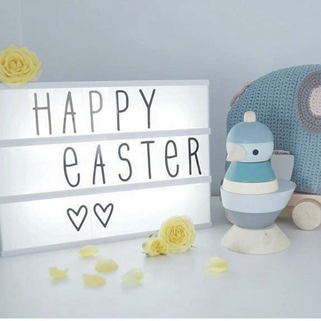 Happy easter all!❤ regram by @minikids.no #lightbox #alittlelovelycompany…