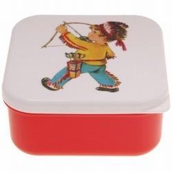 Snackbox Jongen Rood