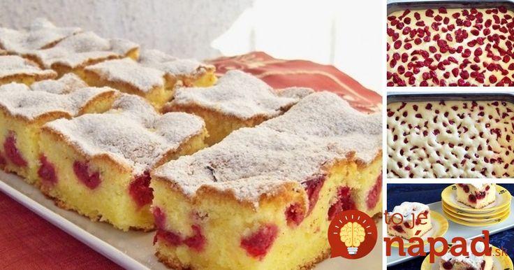 Rýchly a obľúbený domáci koláčik, ktorý poznajú hádam v každej rodine. Vyskúšajte recept na úžasne nadýchanú bublaninu z jogurtového cesta.