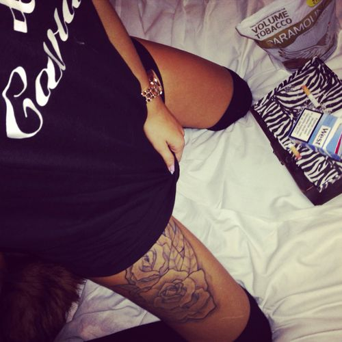 Tattoo For Self Harm Would So Get This On My Right Thigh: 25+ Best Ideas About Thigh Tattoo Placements On Pinterest