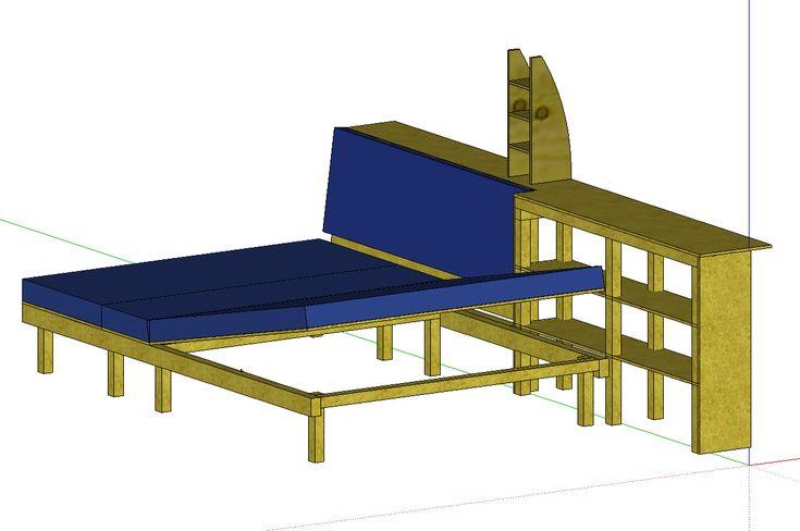 My GMC Safari Camper Conversion Design | morehawes