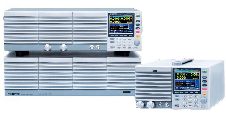 The PEL-3000 Series of single-channel programmable DC electronic loads offer high-speed slope, and high power capacity to meet SPS (SMPS), DC - DC power converter, Hybrid Electric Vehicle and other battery testing needs. With 0.01mA current resolution and 16A/us current slew rate, power supply characteristic tests can be performed with accuracy, stability, speed, and over a wide power range. www.saelig.com