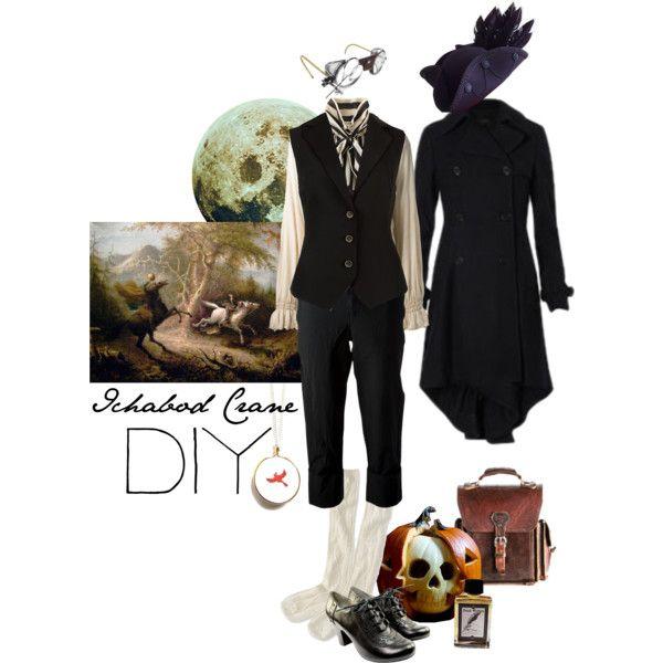 ichabod crane diy halloween costume - Sleepy Hollow Halloween Costumes