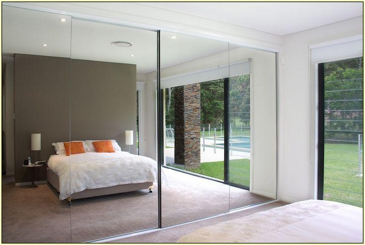 best 25 mirrored closet doors ideas on pinterest mirror door mirror closet doors and sliding. Black Bedroom Furniture Sets. Home Design Ideas