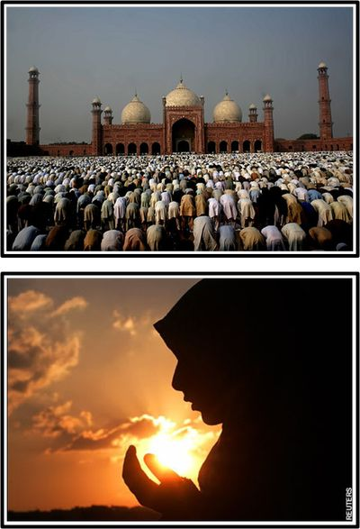 Samtalsbilder om Ramadan & Eid