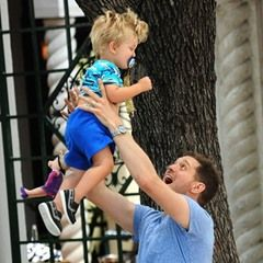 FILE Michael Buble's eldest son Noah has been diagnosed with cancer at the age of three