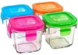 Wean Green snack cubes