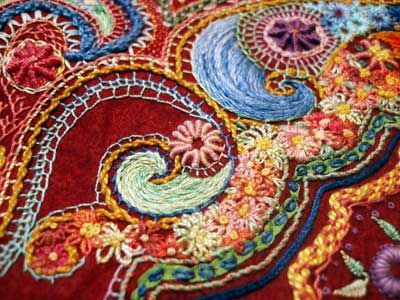 embroidery: Stitchery Fabric, Craft, Creative Ideas, Bordado Embroidered, Google Search, Art, Embroidery Stitches