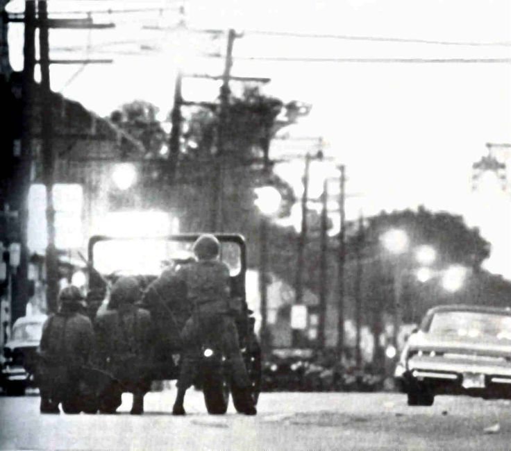Detroit riot 1967 Moments in History Pinterest