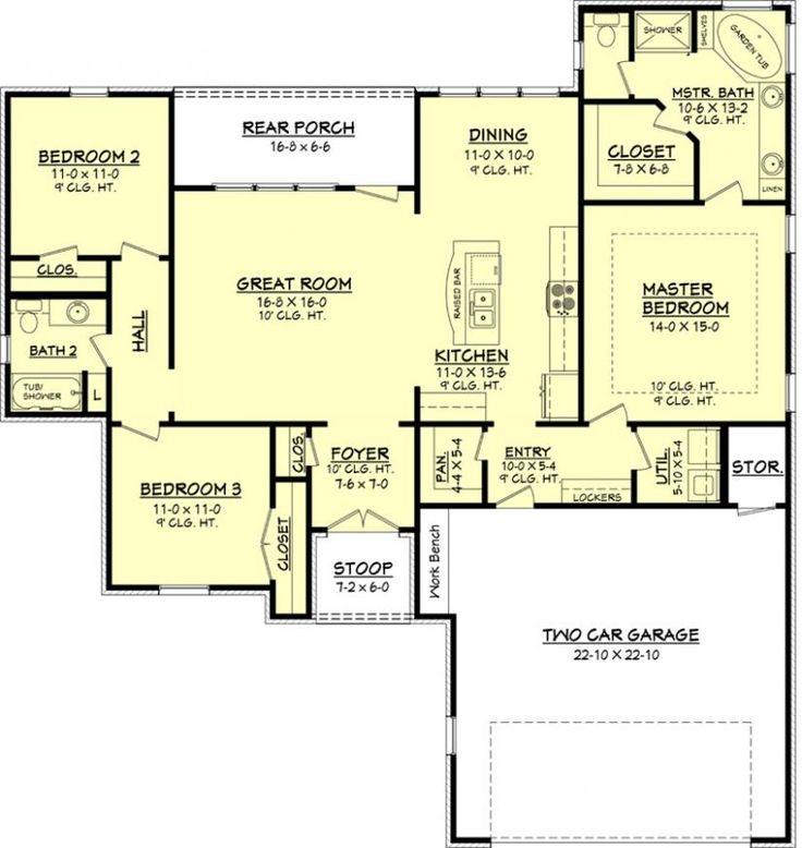 Amazing 10 Best Images About Building Ideas Floor Plans On Pinterest Largest Home Design Picture Inspirations Pitcheantrous