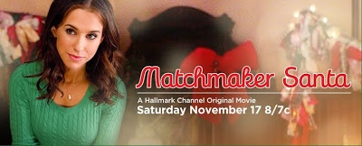 Its a Wonderful Movie: New Christmas Movies this Weekend ~ Matchmaker Santa and More!