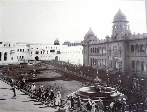 #History of Jammu City.