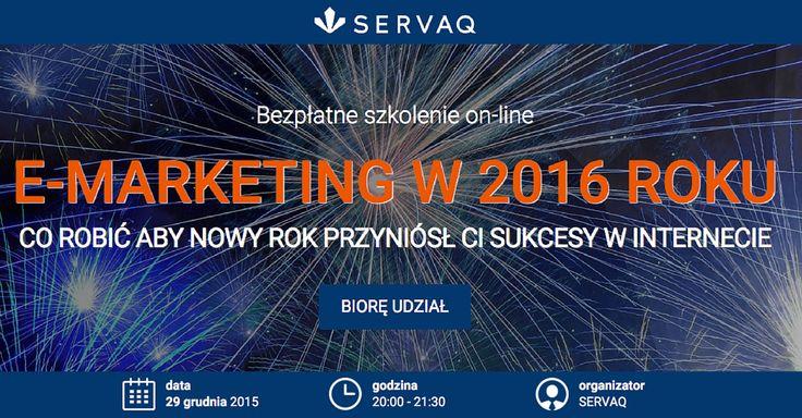 Do zobaczenia wieczorem! Co Zrobić, Aby Nowy Rok Przyniósł Ci Sukces w Internecie ???  Kliknij tutaj: http://www.ebiznesdlakazdego.pl/Sprawdz-Tutaj  #zarabianie #eBiznes