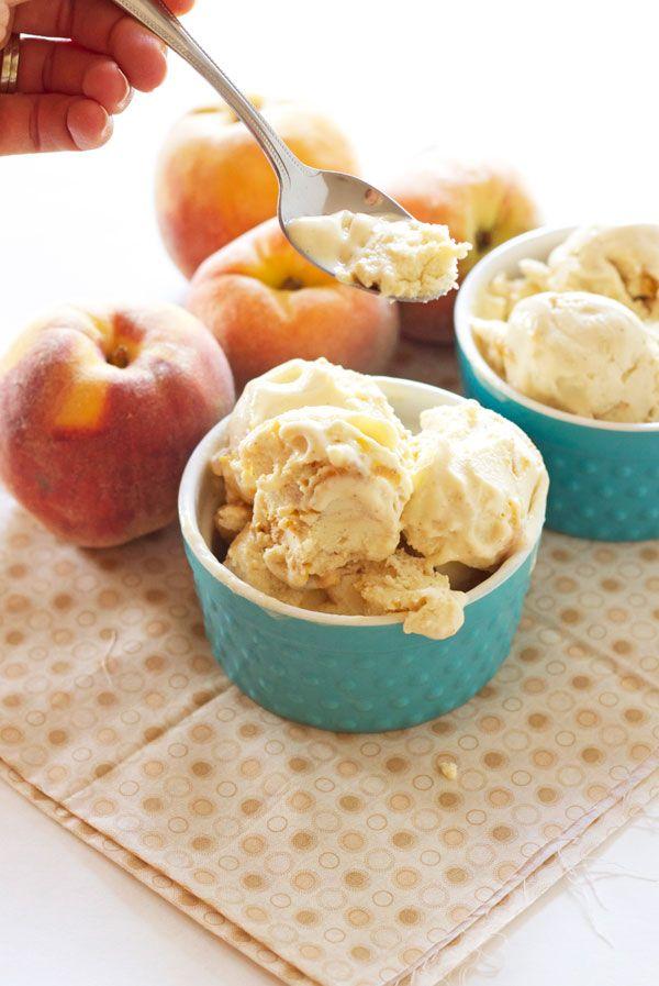 Die besten 25+ Gefrorener pfirsich joghurt Ideen auf ...