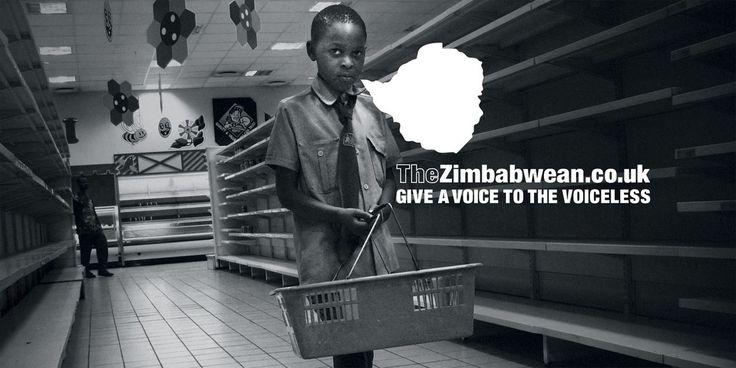 Read more: https://www.luerzersarchive.com/en/magazine/print-detail/the-zimbabwean-newspaper-48430.html The Zimbabwean Newspaper Poster campaign for The Zimbabwean, a newspaper published in South Africa and the UK by a network of journalists exiled for refusing to write propaganda for the Zimbabwean regime. Tags: TBWA\Hunt\Lascaris, Johannesburg,Damon Stapleton,Robin Hammond,The Zimbabwean Newspaper,Shelley Smoler,Raphael Basckin,Dirk-Jan Visser,James Oatway