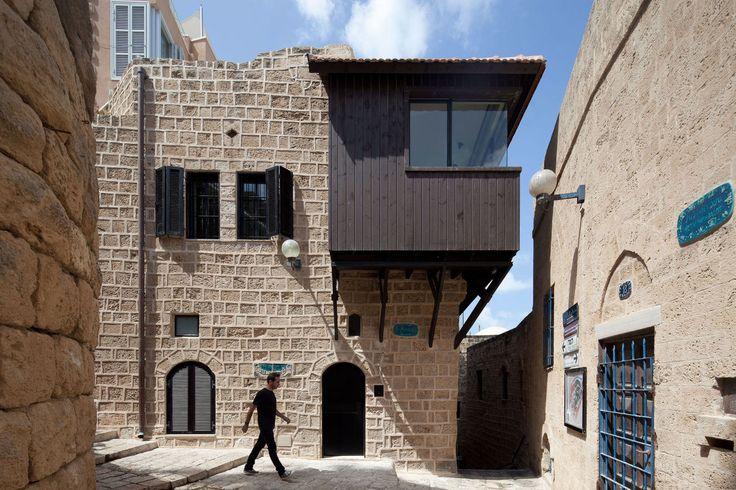 Pitsou Kedem Architect, Amit Geron · Factory Jaffa House · Divisare