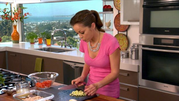 Tilapia Ceviche Recipe : Marcela Valladolid : Food Network