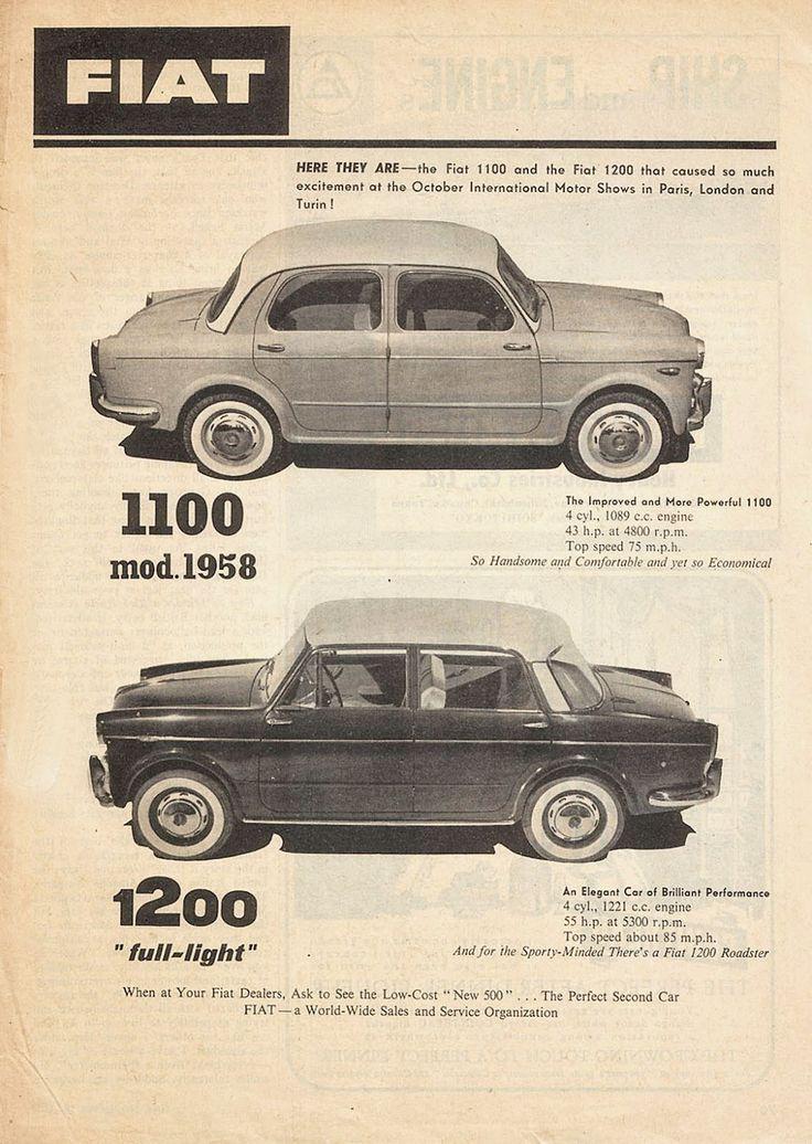 Publicidad+Fiat+1100-1200+1957.jpg (1136×1600)