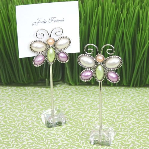 Butterfly Place Card Holders by Beau-coup