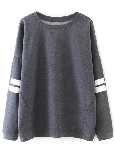 GET $50 NOW | Join Zaful: Get YOUR $50 NOW!http://m.zaful.com/striped-sports-sweatshirt-p_246620.html?seid=4267974zf246620