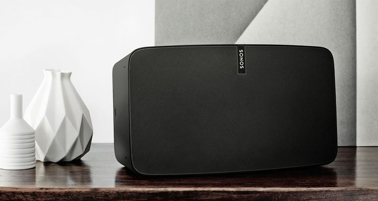 PLAY:5 delivers the ultimate listening experience, with the purest, deepest, most vibrant sound.