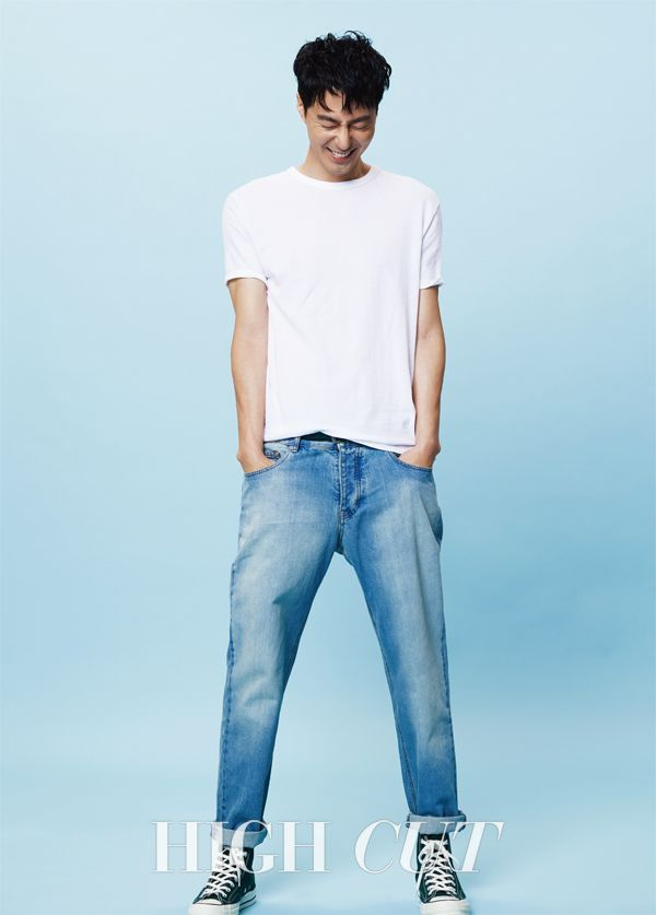 Jo In Sung - High Cut Magazine vol. 189