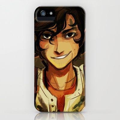 Oh my Gods!!! I finally found iPhone 3 case.  WITH LEO!!!