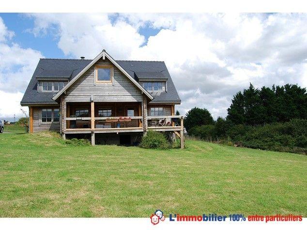 Envie de concrétiser votre projet d'achat immobilier entre particuliers dans le Finistère ? Cette maison bois à Pont-de-Buis-les-Quimerch vous attend. http://www.partenaire-europeen.fr/Actualites-Conseils/Achat-Vente-entre-particuliers/Immobilier-maisons-a-decouvrir/Maisons-a-vendre-entre-particuliers-en-Bretagne/Maison-2004-chalet-aerothermie-climatisation-foret-ID2695574-20150530 #maison