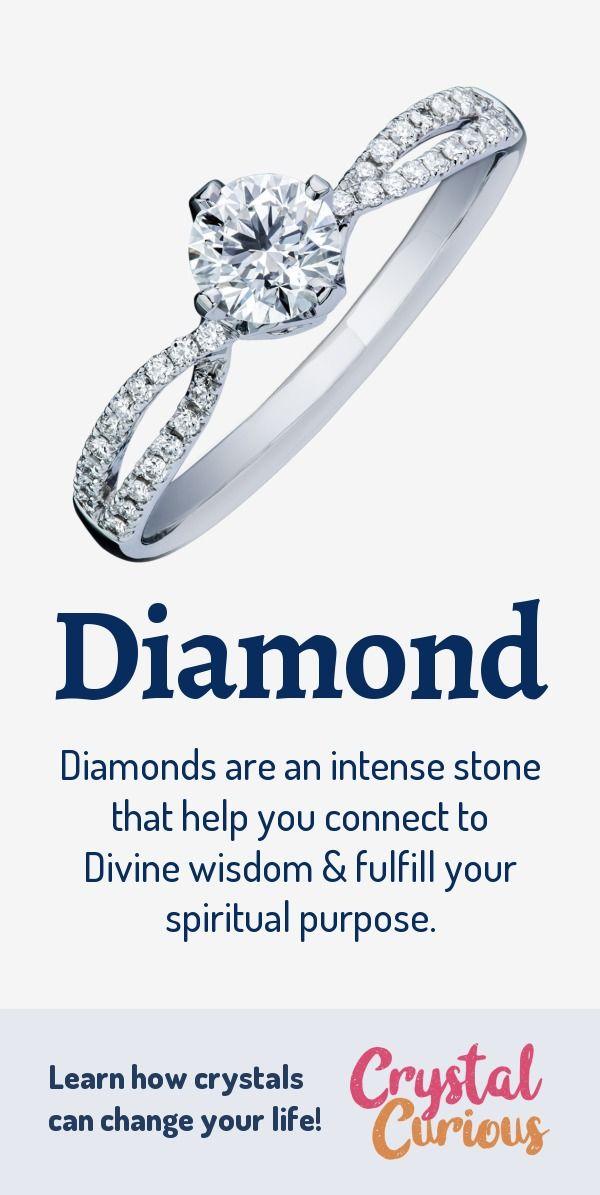 Diamond Stone Healing Properties | Crystal Healing