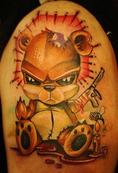 "Tattoo by ""Tatu Baby"" (Katherine Flores)"