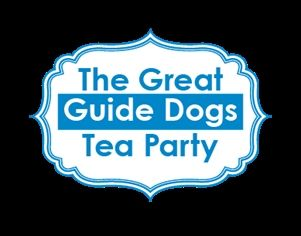 The Great Guide Dogs Tea Party
