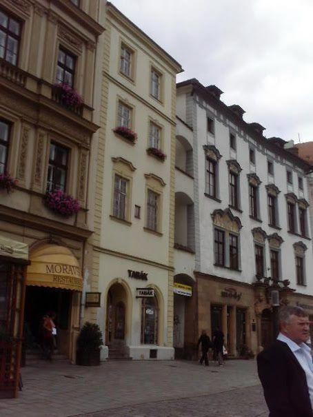 Petrášův palác(16 století) , Horní náměstí