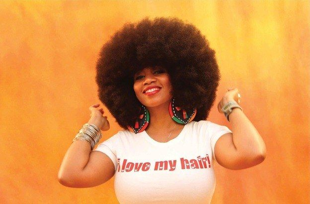 Afro-hair grows to unimaginable heights. Just ask Guiness World Record Holder Aevin Dugas. | Community Post: Sunne's Gift's 20 Reasons Afro-Textured Hair Is Magical