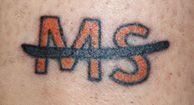 Inspiring Multiple Sclerosis Tattoos