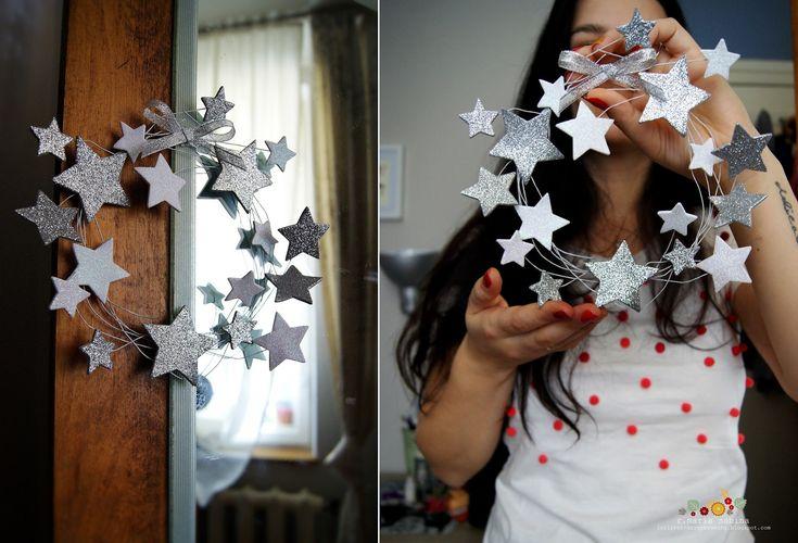 Lollyrot Scrapbooking: Star wreath