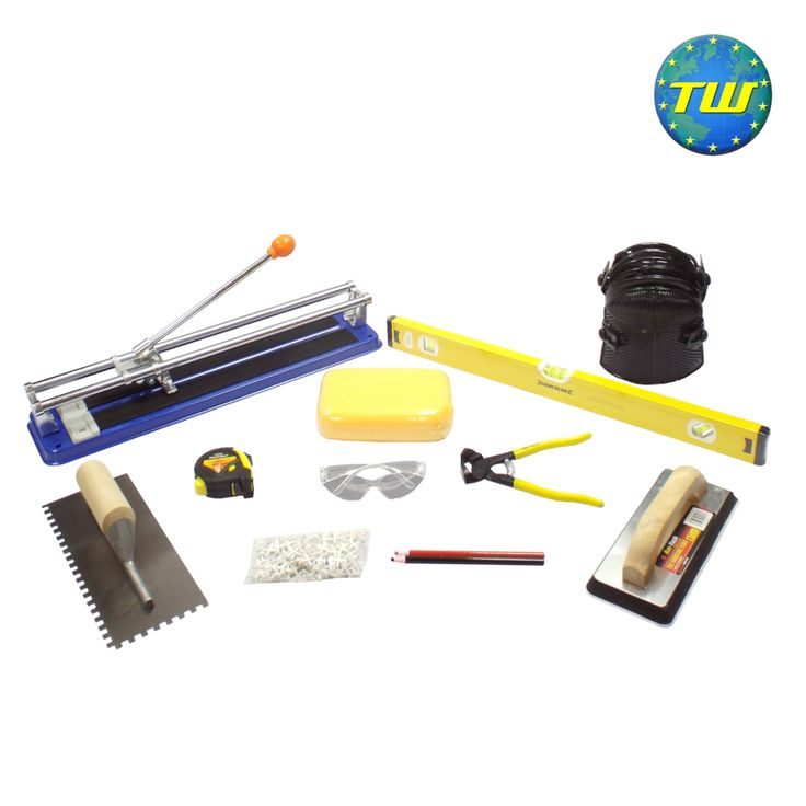 http://www.twwholesale.co.uk/product.php/section/10458/sn/Starter-Tiler-Tools 11 Piece Starter Tiler Tool Kit designed for apprenticeships, college students and new job starters. All of the tools in this set have been carefully selected by tiling college tutors, tillers and flooring specialists - ensuring that you have the right tool for the job from day 1 as you start out on your path as a tiler.