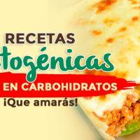 3 Recetas cetogénicas bajas en carbohidratos, ¡Que amarás!