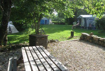 Camping aux source de l'yonne