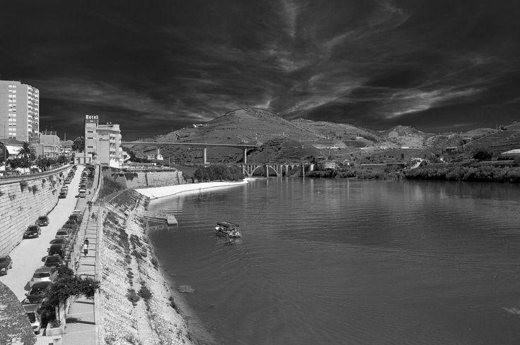 Viagem Douro acima até à Régua