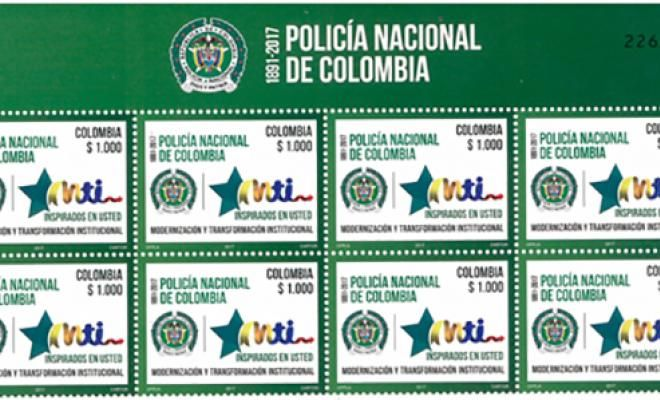 """lanzamiento de estampilla postal en reconocimiento al proceso de modernizacion y transformacion institucional mti - Categoria: Actualidad  ND: Un reconocimiento de que el desarrollo y la proyecciAn de una InstituciAn vital para la seguridad y la convivencia.La PolicAa Nacional de todos los colombianos, recibiA como reconocimiento de su trabajo y el proceso de ModernizaciAn y TransformaciAn Institucional MTI """"inspirado por usted"""", un sello de correos como reconocimiento al desarrollo y la…"""