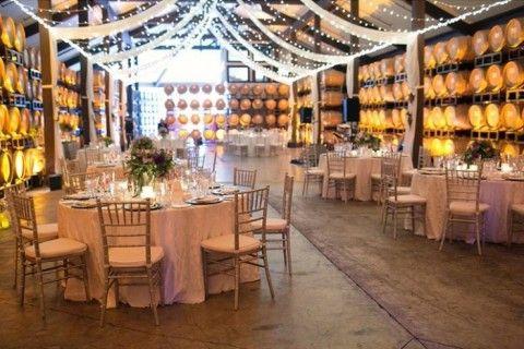 46 Vineyard Wedding Reception Decor Ideas | HappyWedd.com