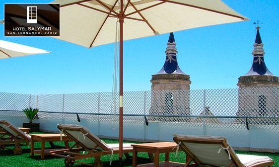 Visita las playas gaditanas y sal de tapas por el centro de San Fernando.    Por 125€,  2 noches de hotel con desayuno y entradas a museos, para 2 personas     ¡Aprovecha esta oferta y escápate un fin de semana a Cádiz!