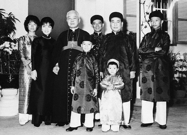 Image result for ngo dinh diem and kennedy